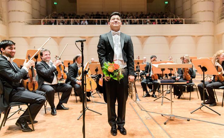 Gewinner Mozart Matinee Dortmund